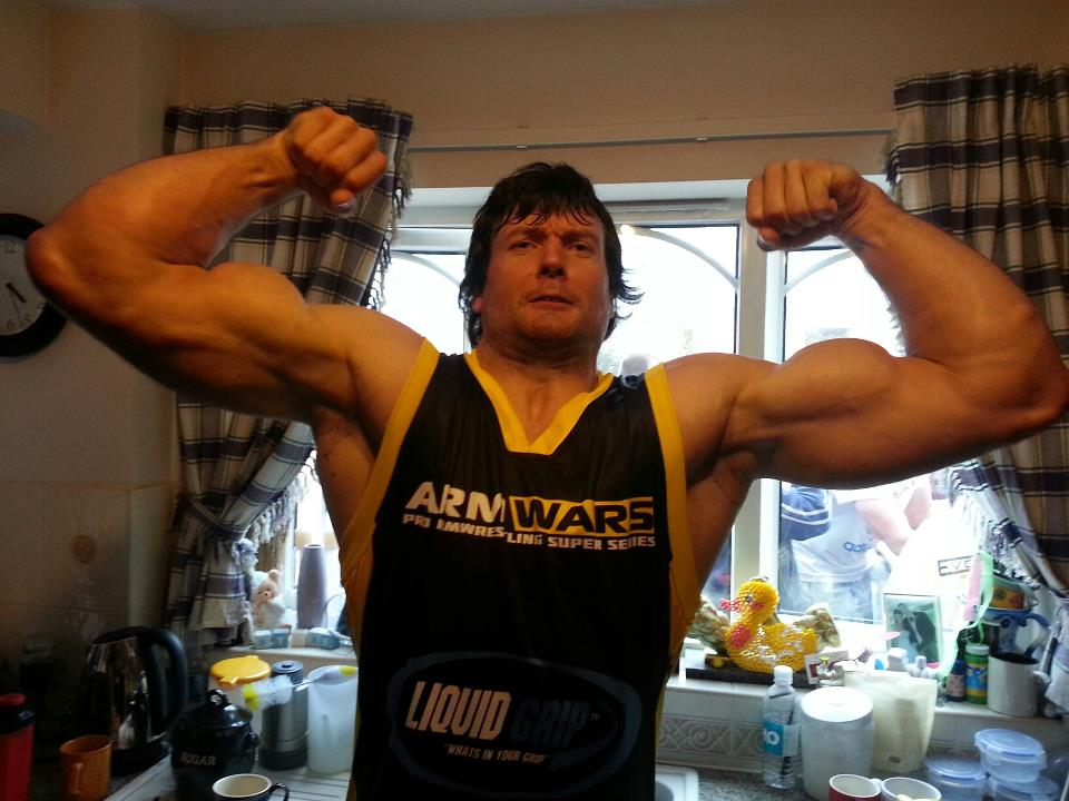 Devon Larratt Is One Of The Best Arm Wrestlers In World Born On April 24th 1975 Weighing 245 Poundeasuring 6 Height Larrat